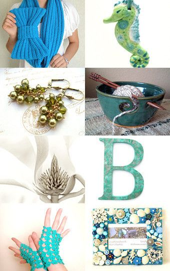 Color trends! by Pepa Moyano on Etsy--Pinned with TreasuryPin.com