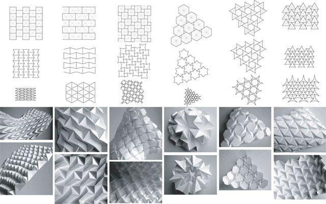 Tesselation Paper Art