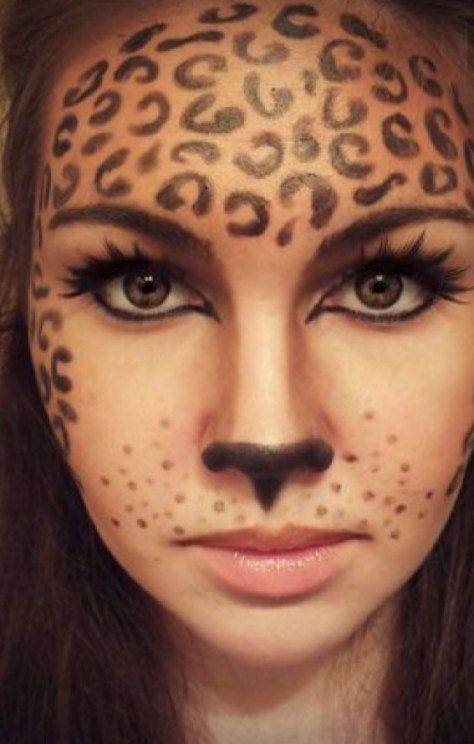 Fantasia de última hora: Mais de 50 idéias para pintura facial ...