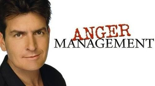Anger Management The New Charlie Sheen Tv Show Anger