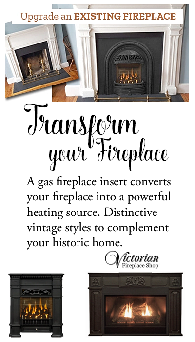 How To Upgrade A Non Working Fireplace With A Gas Insert You Ll Love These Small Vintage Styles With Images