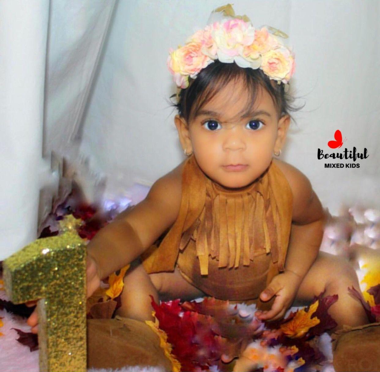 avalynn reign - 11 months • puerto rician & african american