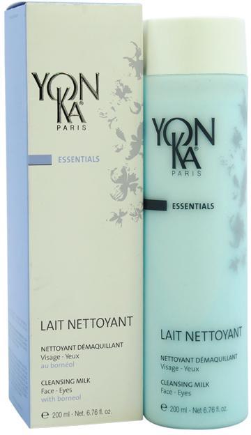 Yonka - Lait Nettoyant Cleansing Milk 6.76 oz - 1 Units Yonka - Lait Nettoyant Cleansing Milk 6.76 oz - 1 Units