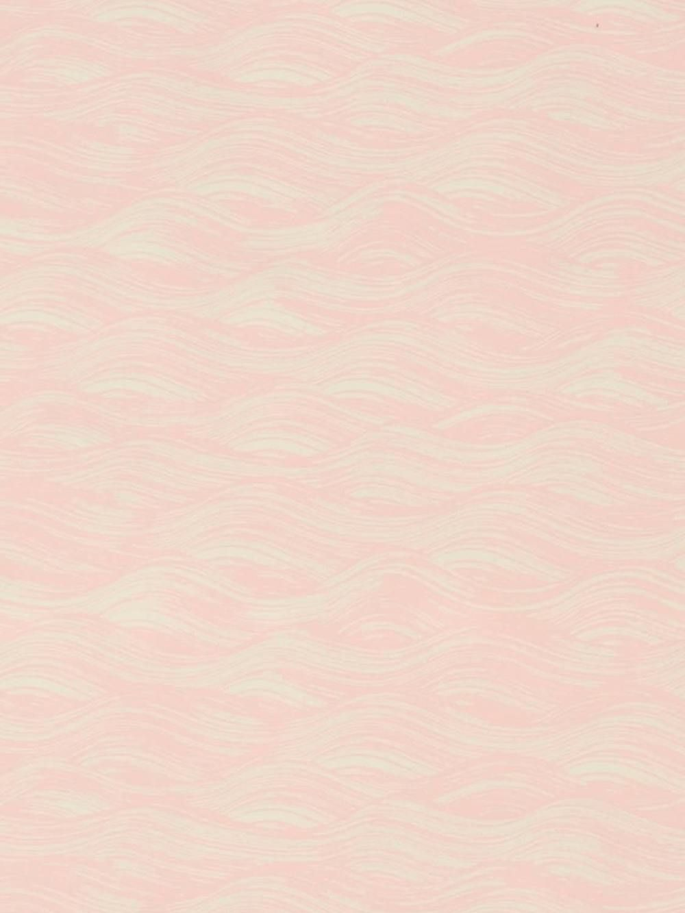Painted Wave Wallpaper In Blush Pink Wallpaper Iphone Pink Background Dusty Pink Dusty pink color wallpaper