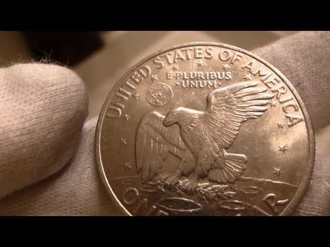 1972 Eisenhower Dollar Coin Review Dollar Coin Coins Dollar