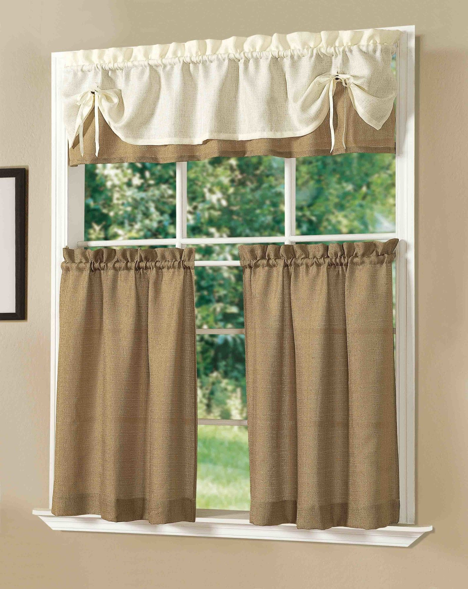 Kitchen sunrise curtain set u pinteresu