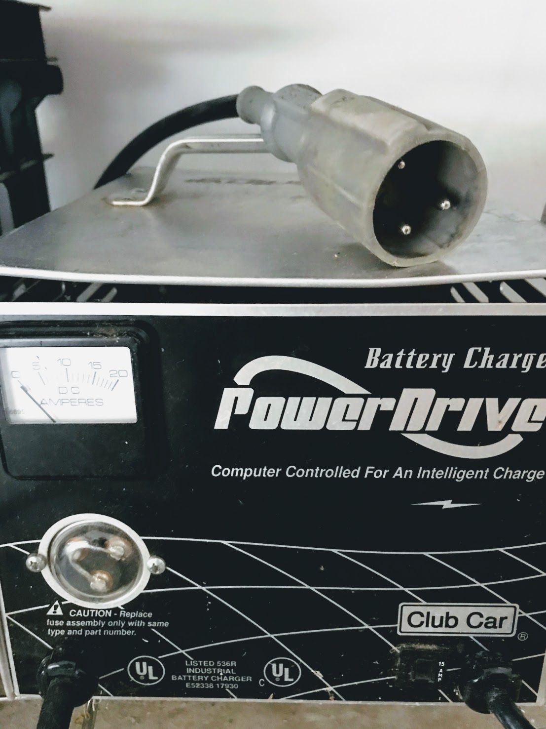 When To Get A New Club Car Battery Charger Car Battery Charger Club Car Golf Cart Car Battery