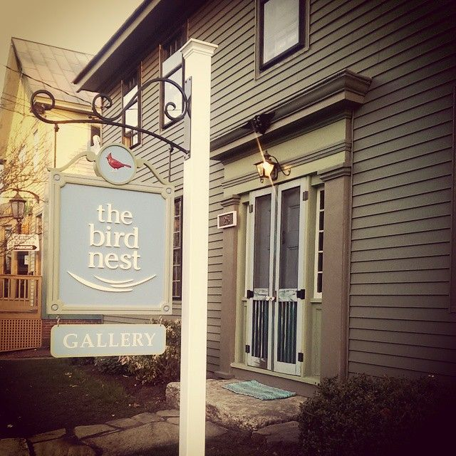 The Bird Nest Salon And Gallery In Guilford Ct