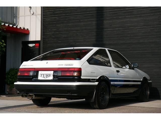 GT AE86 Sprinter Trueno
