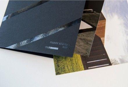 Musée Soulages Musée Fenaille Les Musée de Rodez -  Rodez -   Identité / Branding - Edition / PRINT -  ( CL DESIGN - Paris / London )