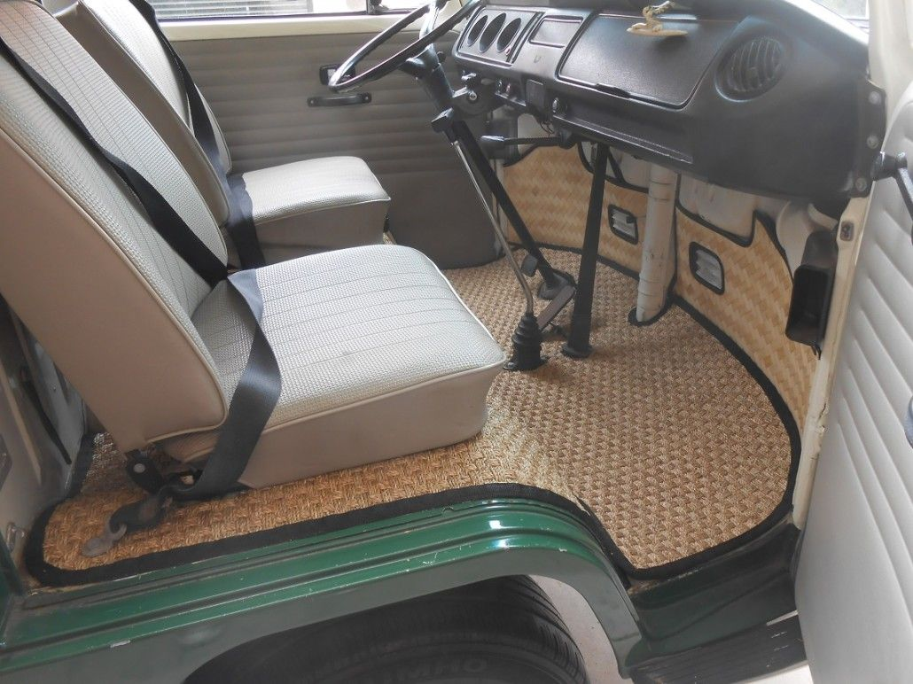 Tremendous Bay Window Bus Mats Bamboom Wagens Bus Interior Caraccident5 Cool Chair Designs And Ideas Caraccident5Info