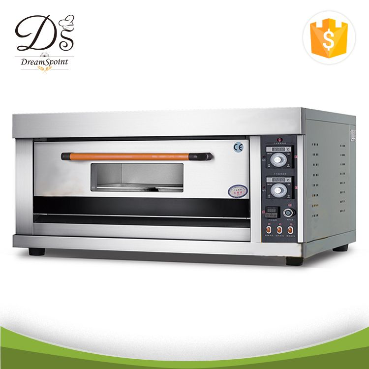 Professional Industrial 1 Deck 2 Tray Gas Baking Ovens For Sale Oven Sale Toaster Oven Oven Baked