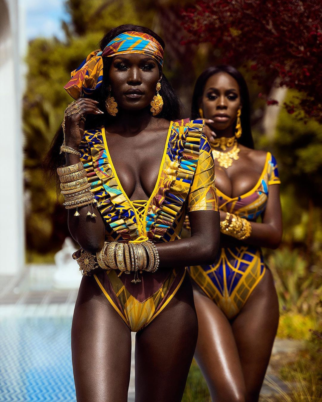 Pin By E S Booker On African Women Beautiful Black Girl