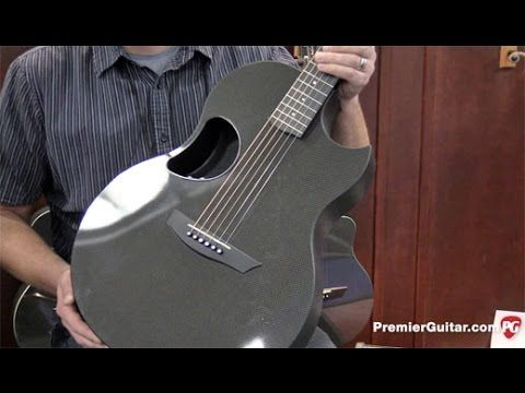 NAMM '16 - Kevin Michael Guitars Sable Demo
