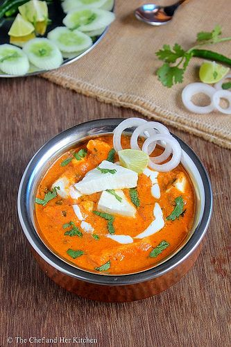 Hands down, the BEST paneer makhani recipe!  Tastes just like it's from an expensive Indian restaurant!!