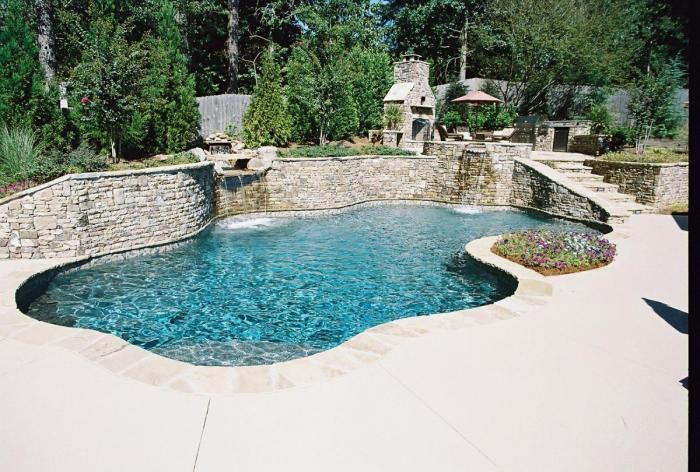 Gunite Pool Gallery Brown S Pools Spas Inc Atlanta Premier Pool Builder And Pool Designer Spa Pool Pool Builders Pool