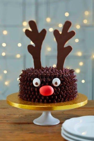 Ideas De Como Hacer Tortas Decoradas De Navidad Pasteles De Navidad Christmas Cakes Comida De Fiesta De Navidad Postres Navideños