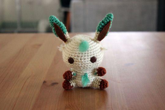 Crochet Pokemon Pattern Book http://geekxgirls.com/article.php?ID ... | 360x540