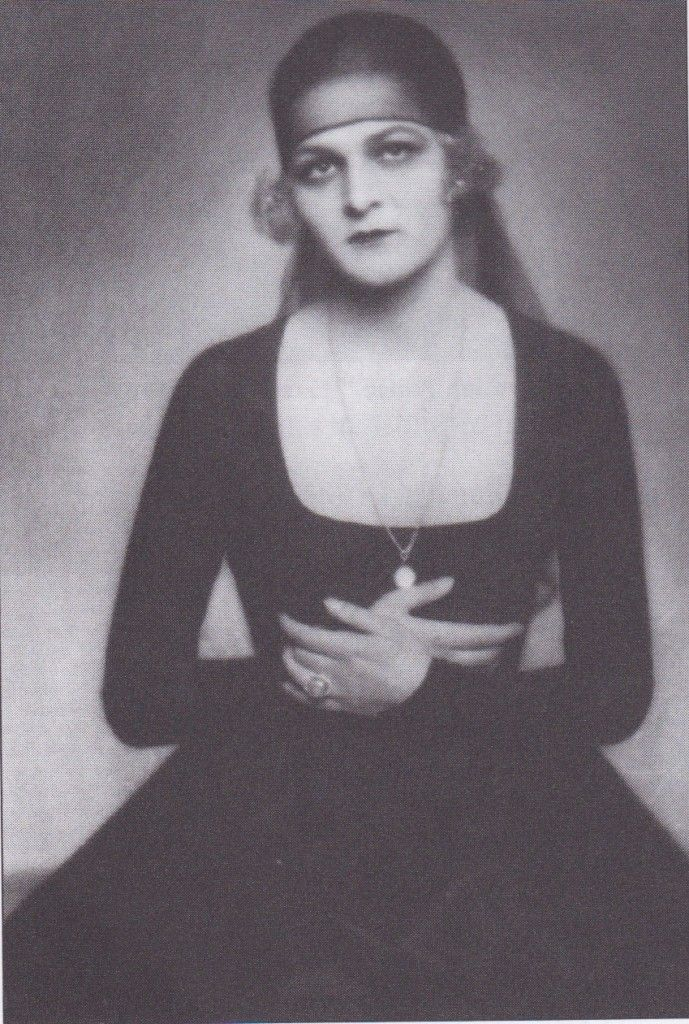 Dreamgirls of Yesteryear — Anita Berber - (1899-1928) Berlin's Priestess of...