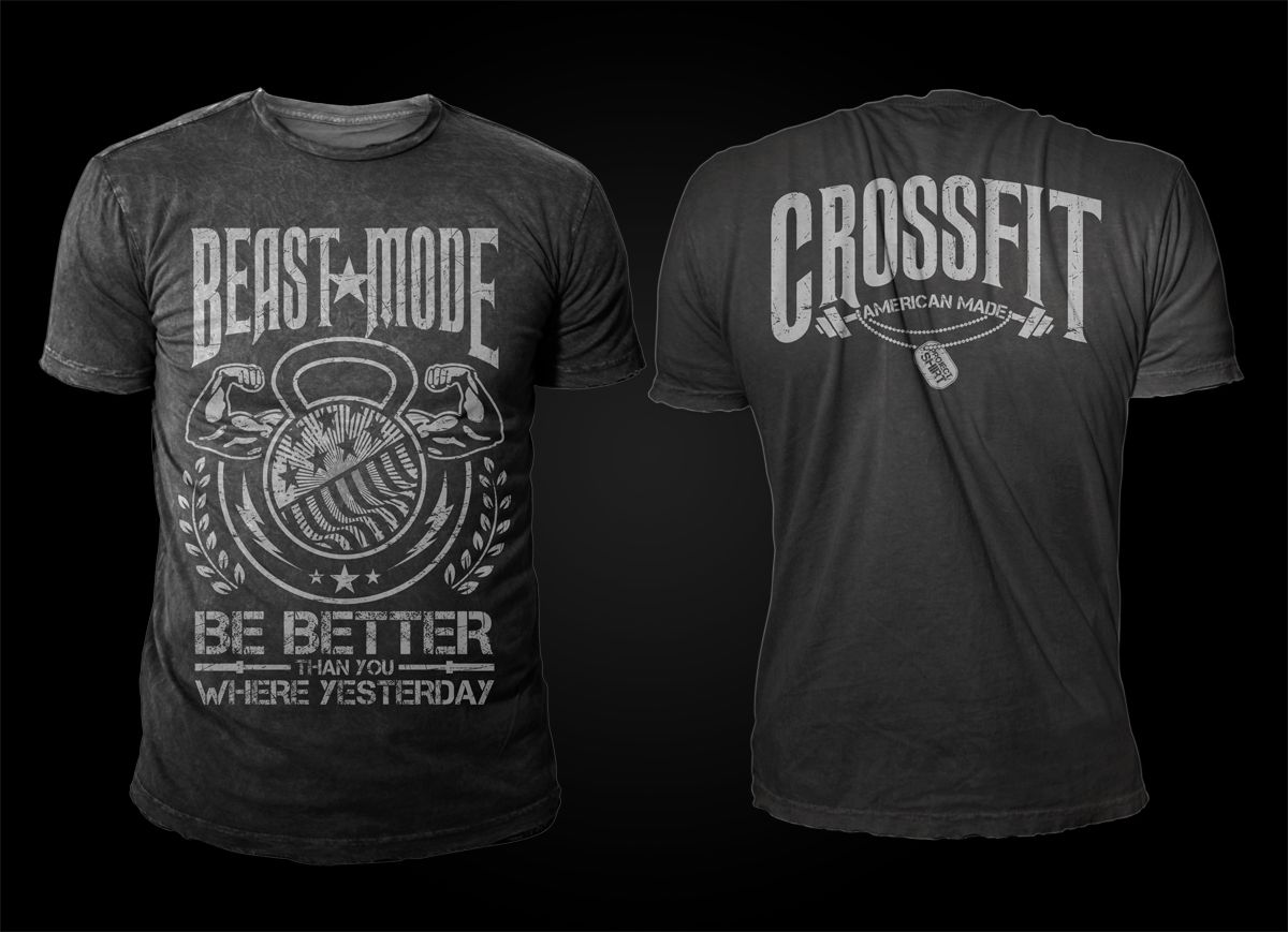 t-shirt CrossFit