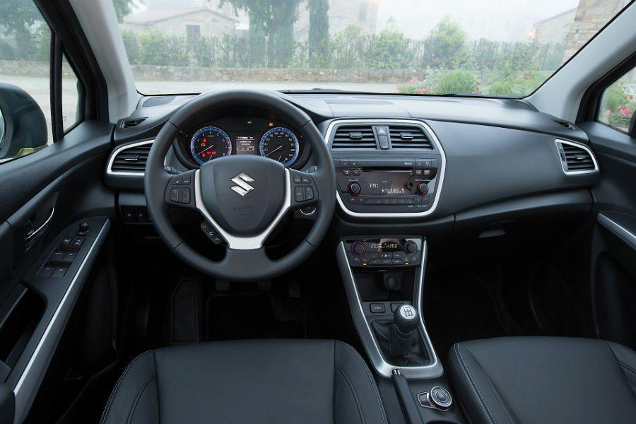 2014 Suzuki SX4 Interior   Suzuki   Sx4, Suv models, Cars