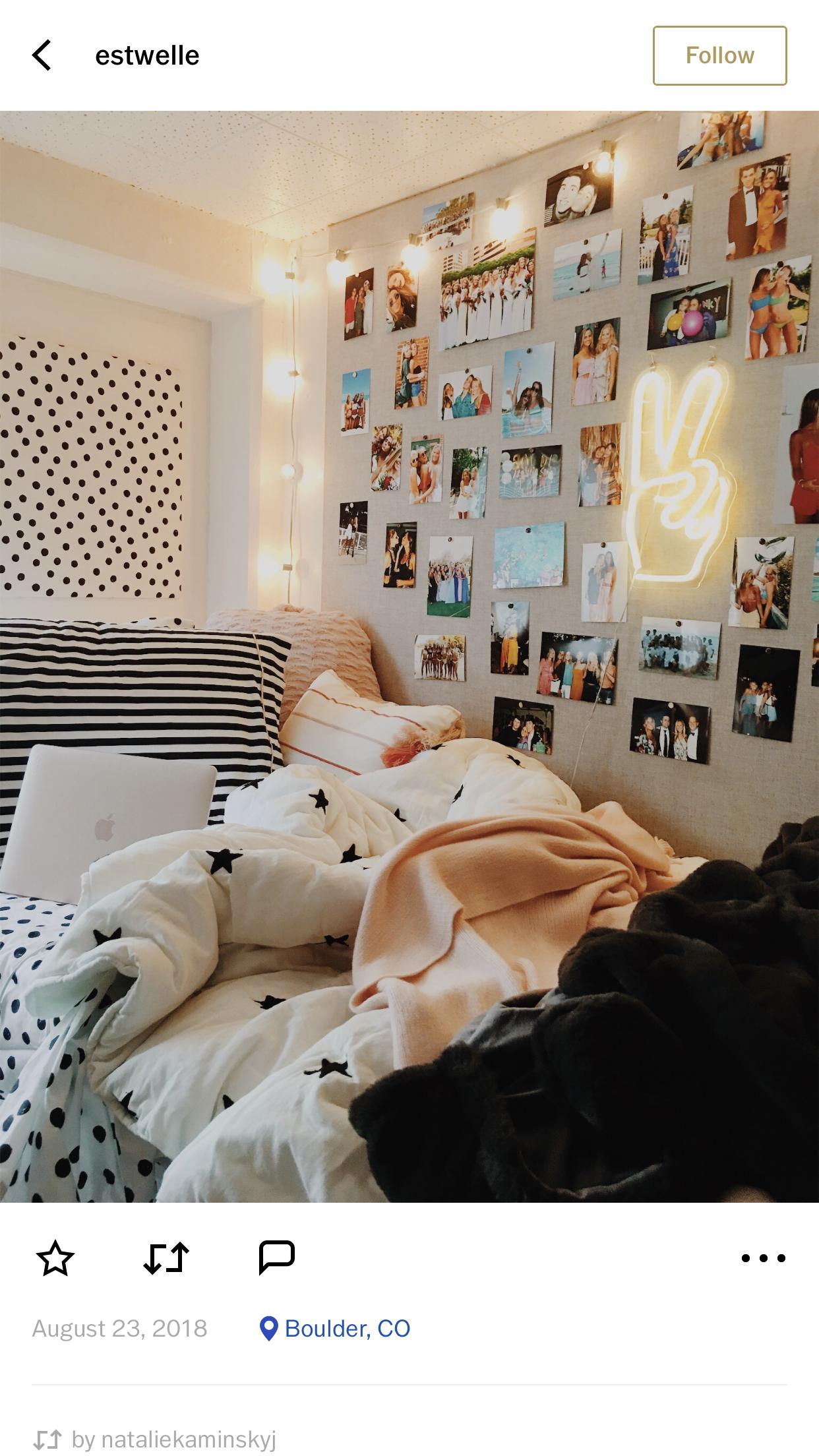 Chambre Ado Avec Neon