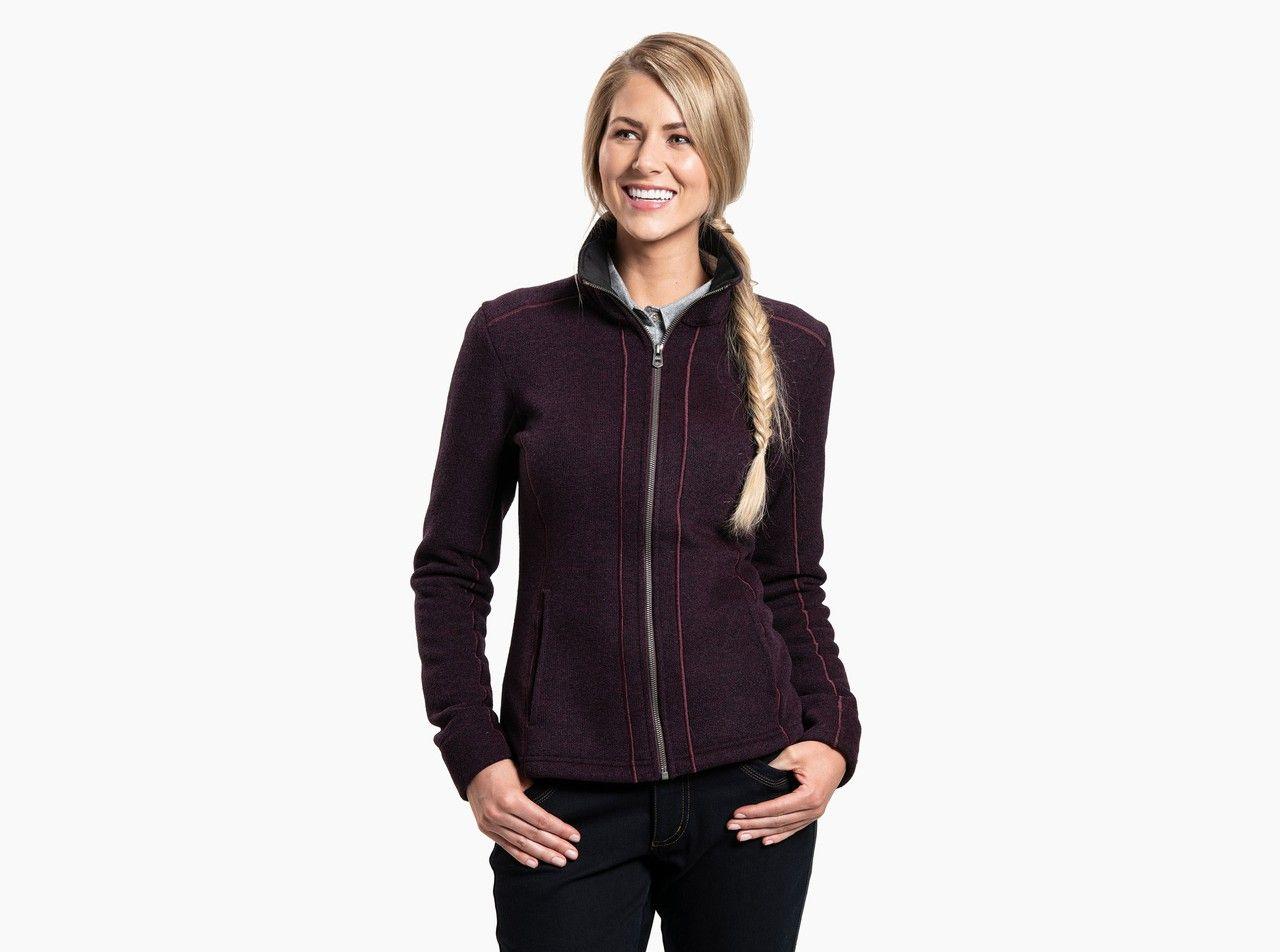 Stella™ Full Zip in Women's Fleece   KÜHL Clothing #knittedsweaters