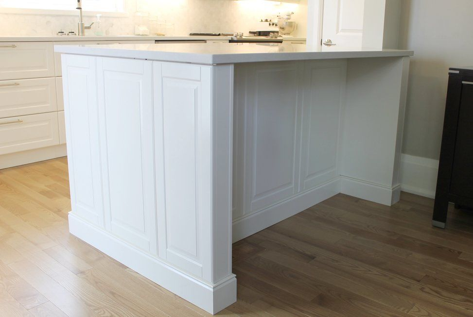 Bodbyn White Ikea Kitchen