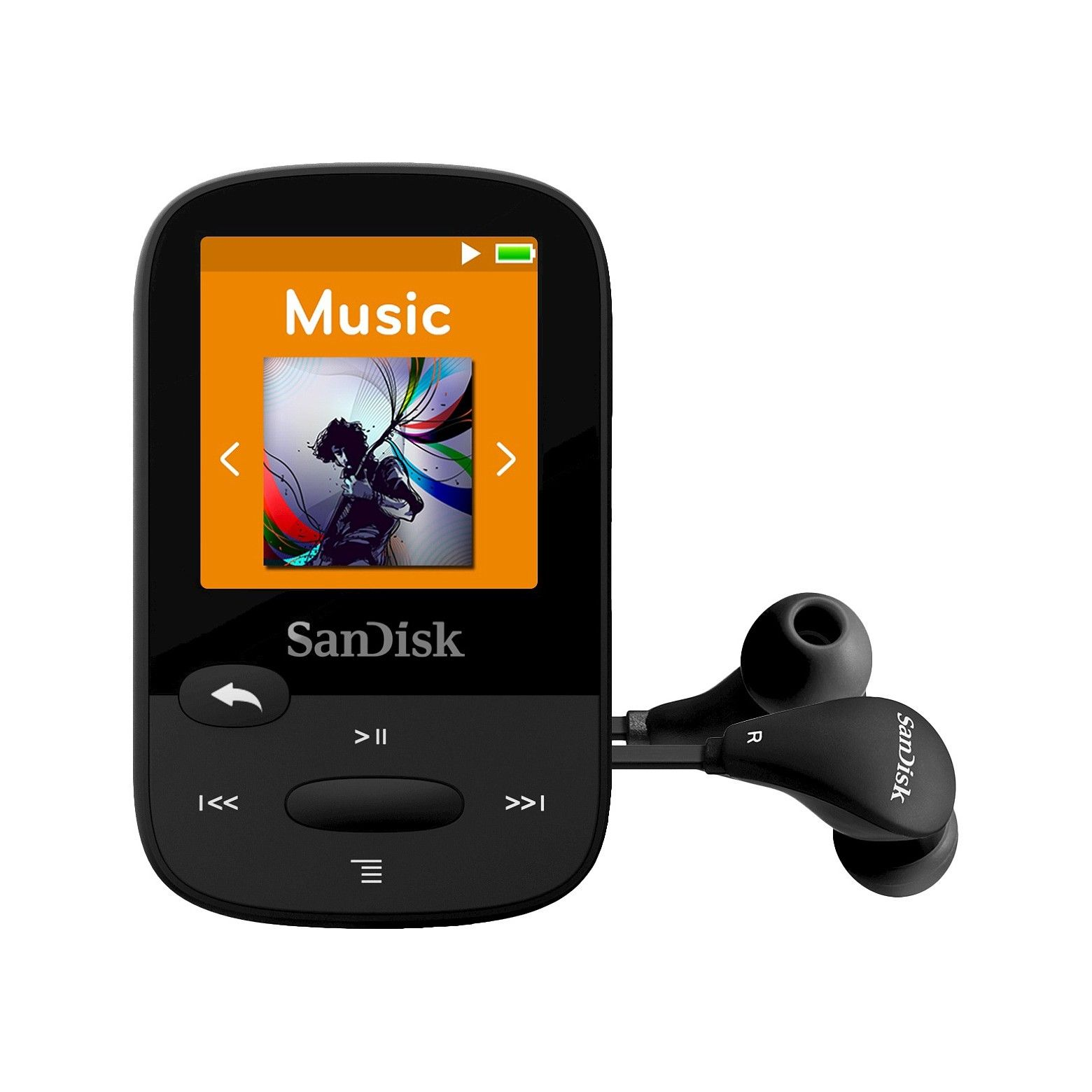 Listen to music, audiobooks, podcasts and other digital