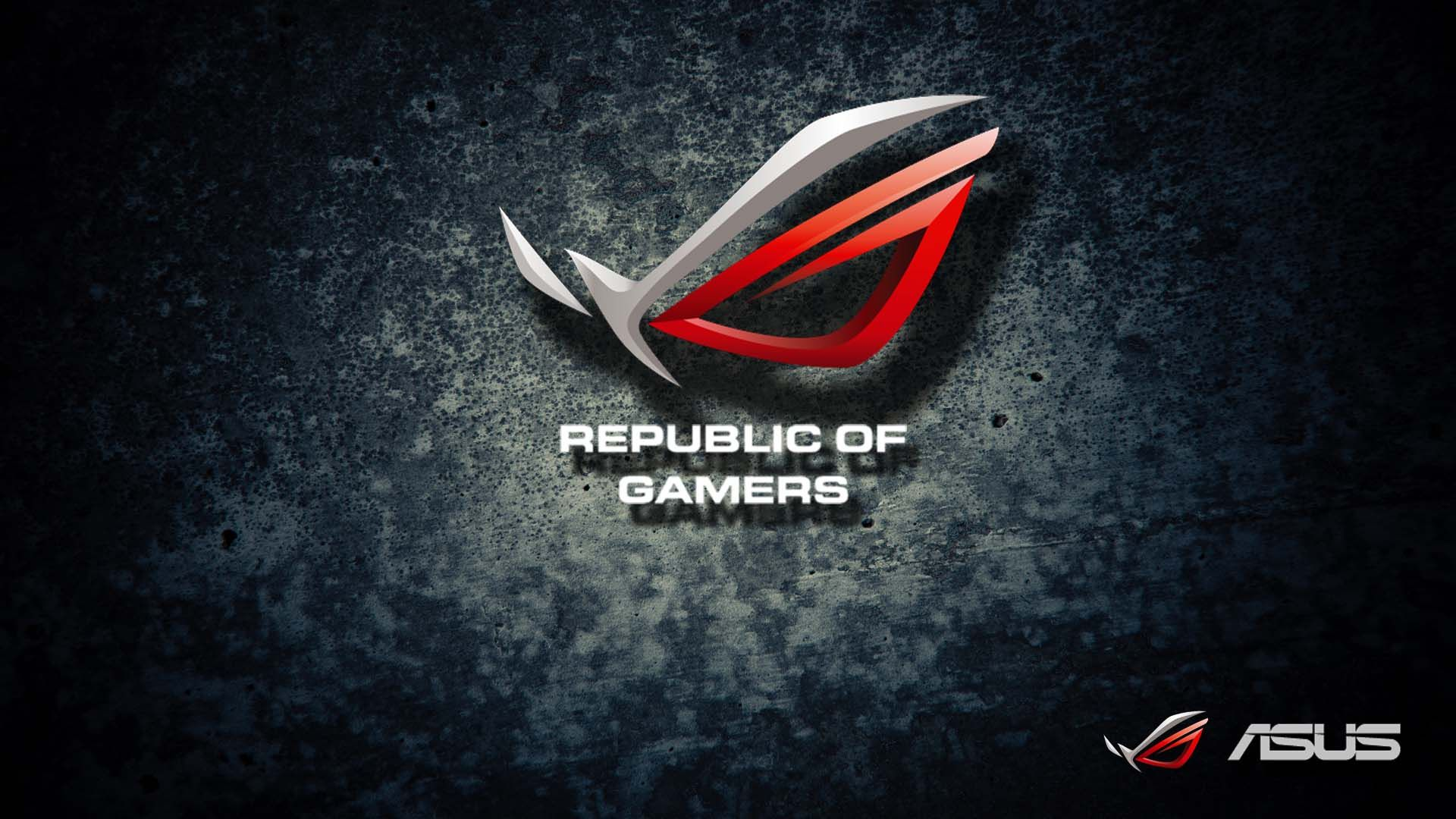 Pics photos rog blue background republic of gamers asus gamer asus - Here I Present Some Of The Best And Top Asus Desktop Wallpapers Collection For Asus Users