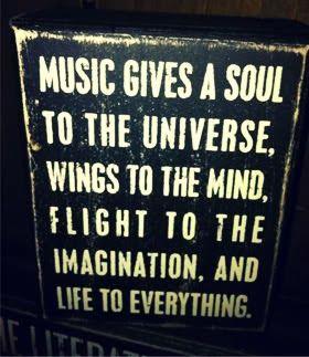 Inspiring Music Quotes