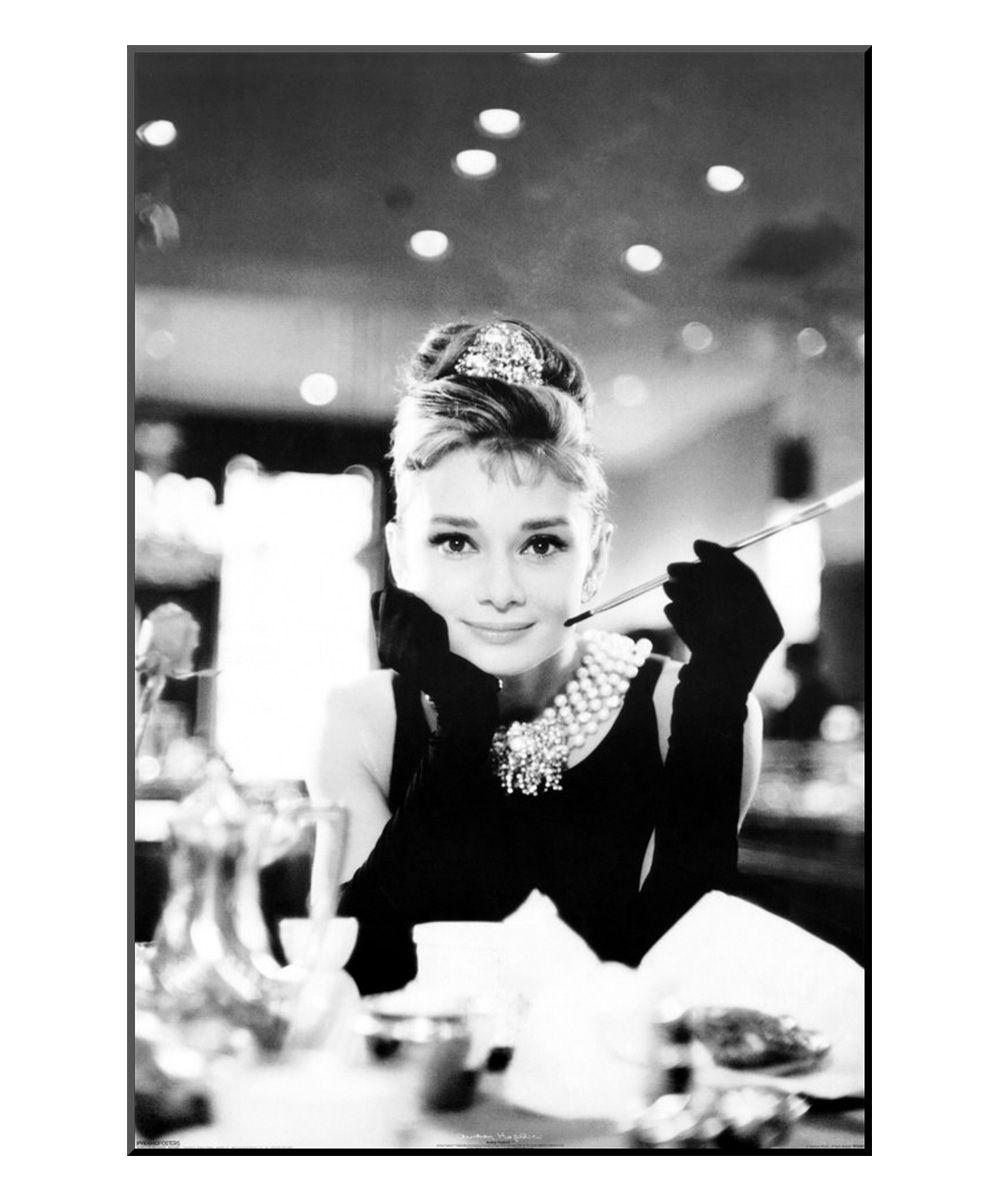 Audrey Hepburn Printed Wall Plaque | Legends | Pinterest | Cosas