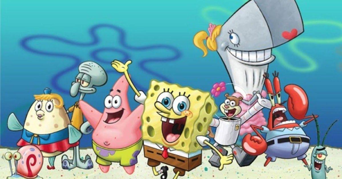 Gambar Spongebob Terbaik Kartun, Spongebob, Pelajaran hidup