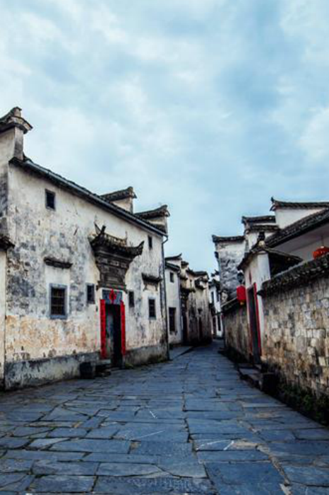 Hui Style Architecture #chinatravelguide