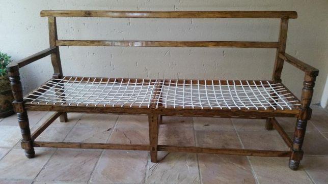 Riempies Bank Greenside Image 2 Outdoor Furniture Outdoor