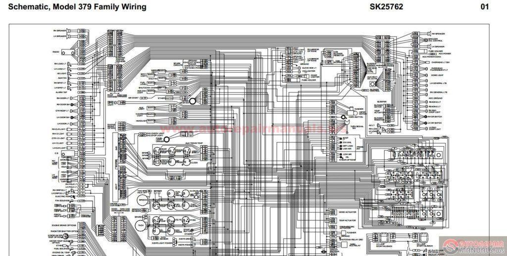Peterbilt 379 Wiring Diagrams