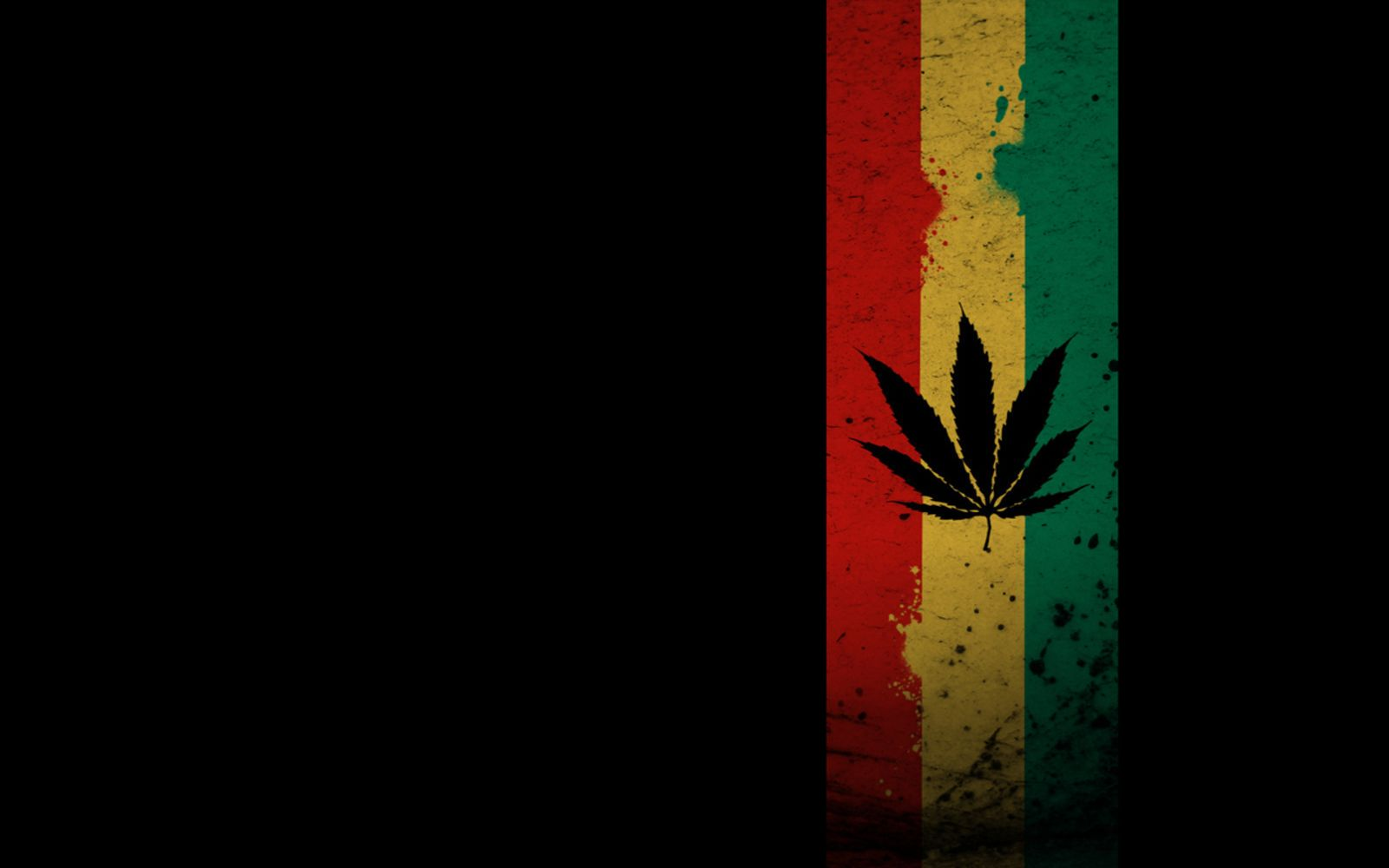 Rasta Weed Wallpaper From Wallpapers