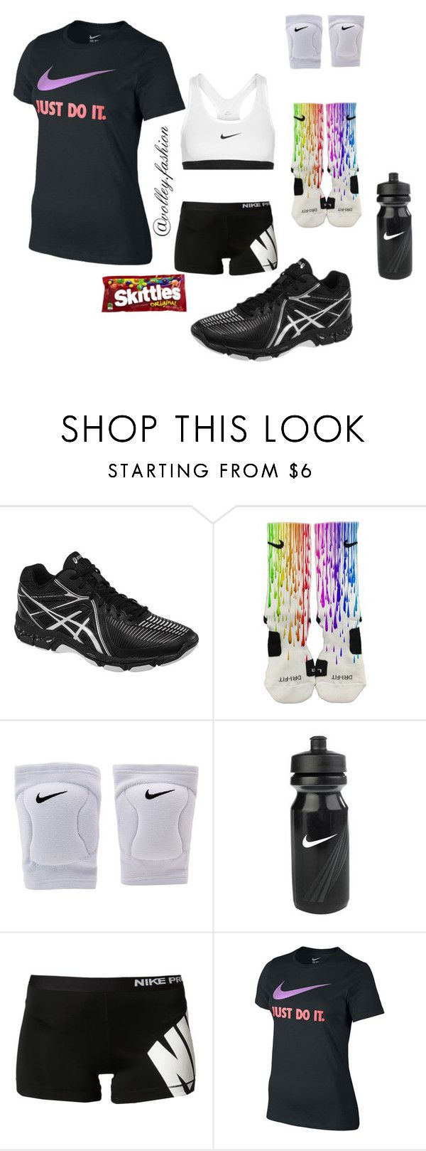 Volleyball Practice By Mazapp On Polyvore Featuring Nike Asics Adidas And L Erickson Volleyball Volleyball In 2020 Volleyball Outfits Clothes Volleyball Practice