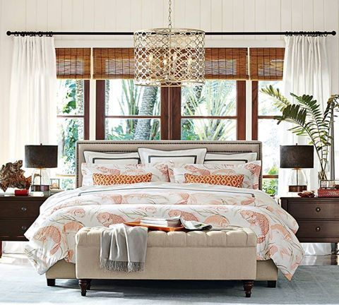 Pottery Barn With Images Bedroom Decor Inspiration