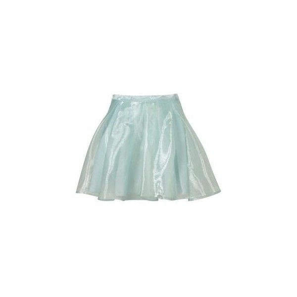 Cool Mint Bright Surface Pompon Skirt (€36) ❤ liked on Polyvore featuring skirts, bottoms, bright green skirt, green skirt, bright skirts, mint skirt i mint green skirt
