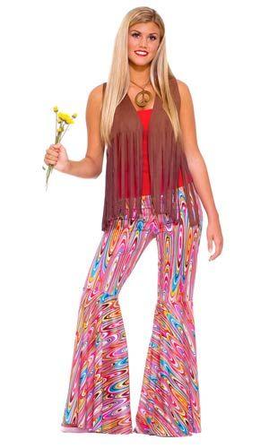 Bell Bottom Pants Hippie Costume Hippie Pinterest Hippie