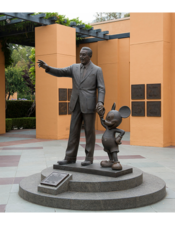 The Walt Disney Studios Gold Private Vip Tour For Up To 8