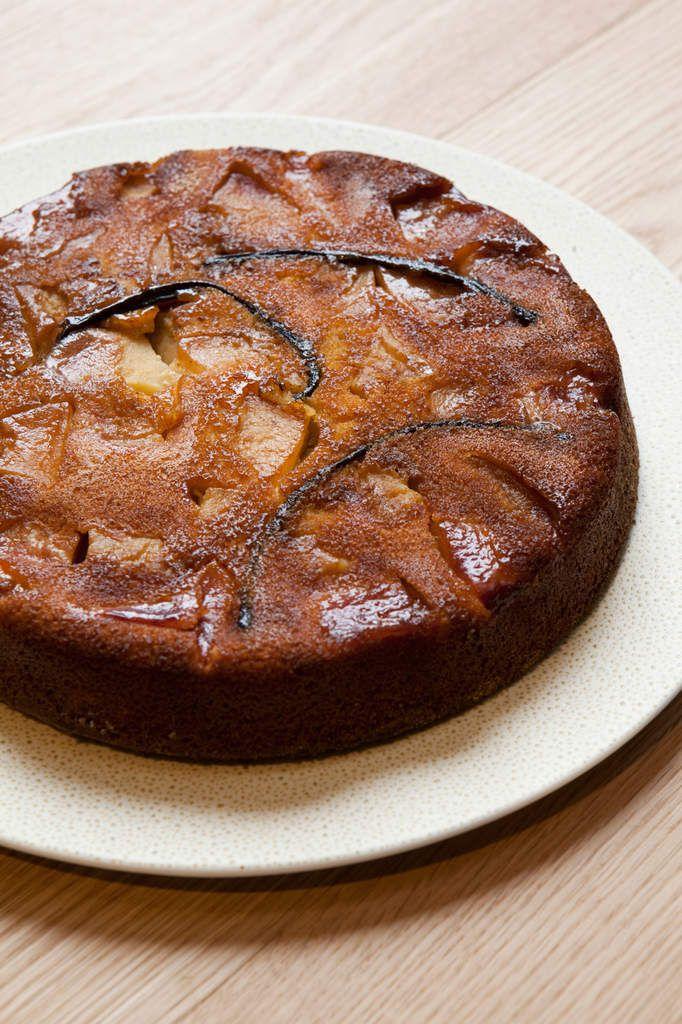 Gâteau ivre aux coings                                                                                                            Marché pour un beau gâteauMarche à suivre