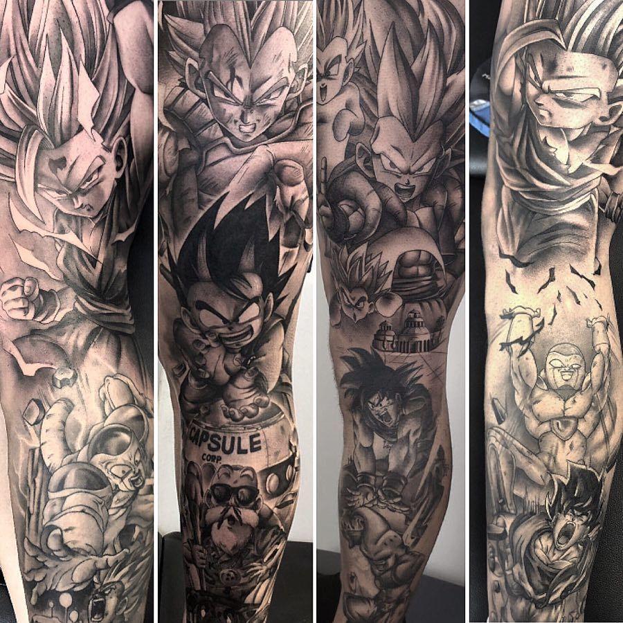 Ara Citas Ldurantattoo Gmail Com Realism Realismtattoo Designtattoo Tattooed Tattoo Tattooink Ink Bardock Dur Dragon Ball Tattoo Dbz Tattoo Z Tattoo