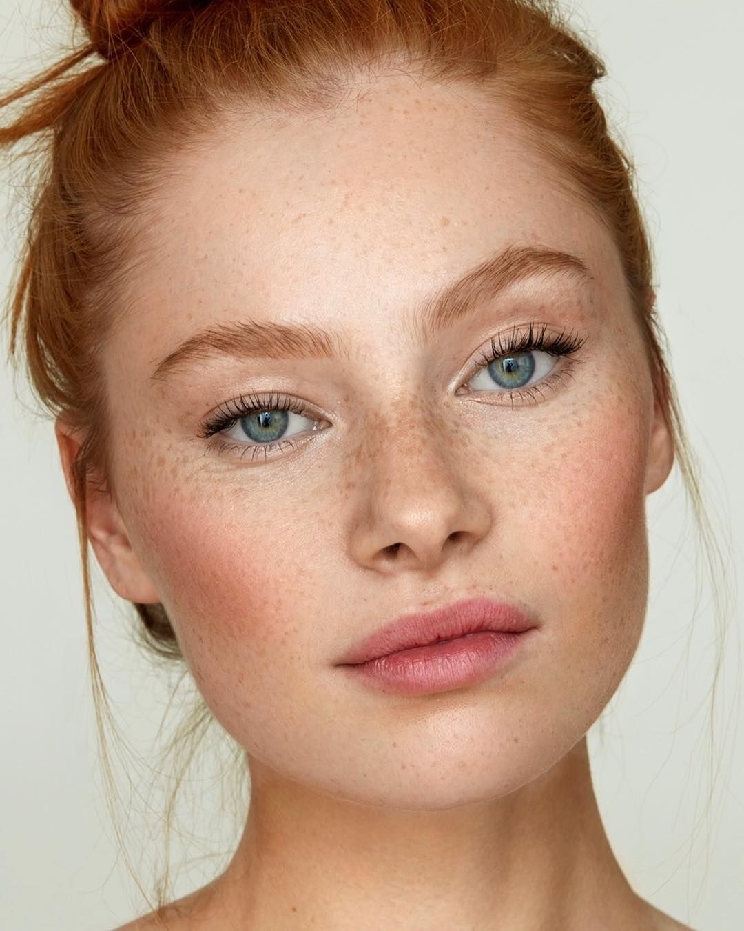 Pin by Harry on Red Hot in 2020 Redhead makeup, Natural