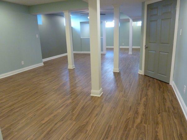 Vinyl Plank Basement Flooring Pictures, Vinyl Plank Flooring Basement Flooding