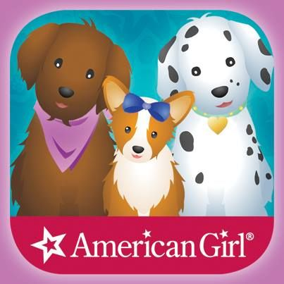 Playful Pet App For Girls On Play At American Girl American Girl Doll Games American Girl Doll Diy Activities For Girls