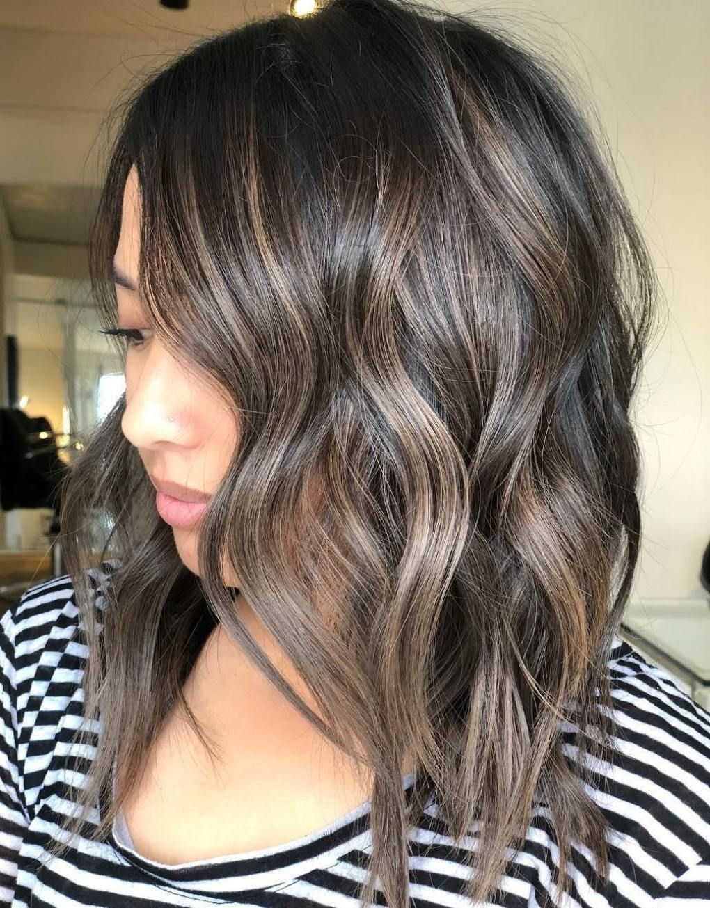Mushroom Brown Hair A Hot New Trend You Ll Fall In Love With
