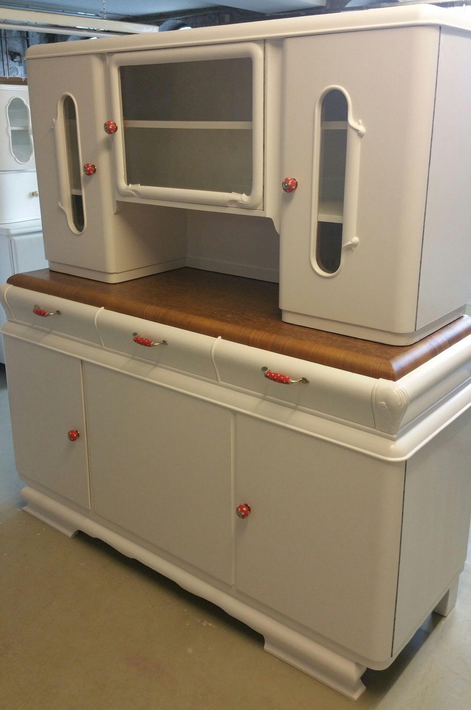 Küchenbuffet 50er Jahre - https://www.garagenmoebel.com/rohling/4675 ...