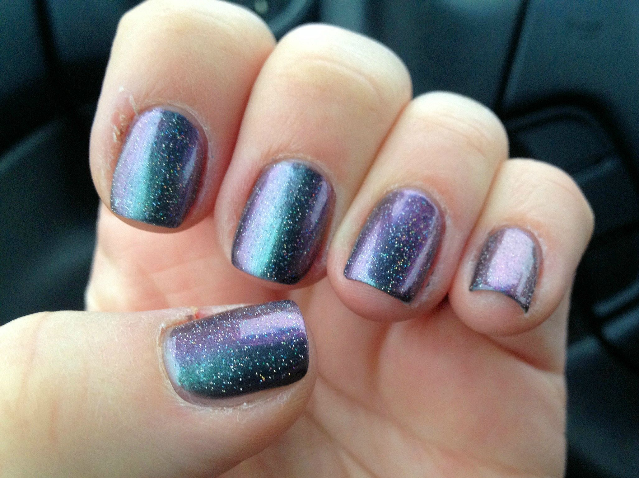 Peace, Love and OPI + Fairy Dust (China Glaze) = Out of this World ...